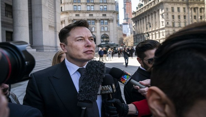 Tesla email warns employee against leaking trade secret