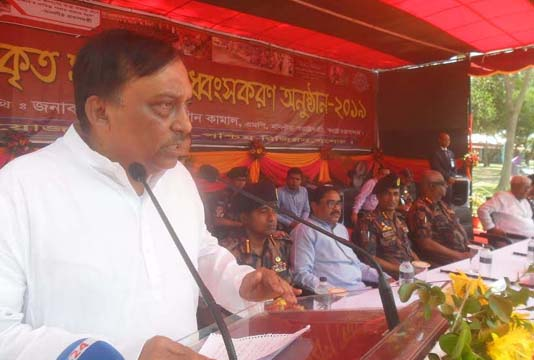No IS existence in Bangladesh: Home Minister