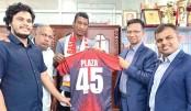 Bashundhara Kings rope in I-league top scorer
