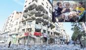 Gaza violence  intensifies