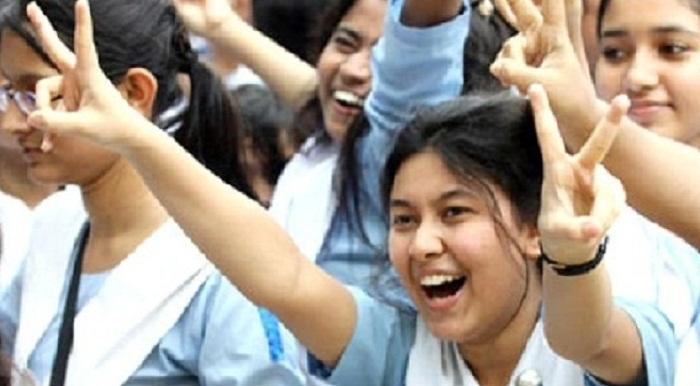 Girls ahead in pass rate, GPA-5