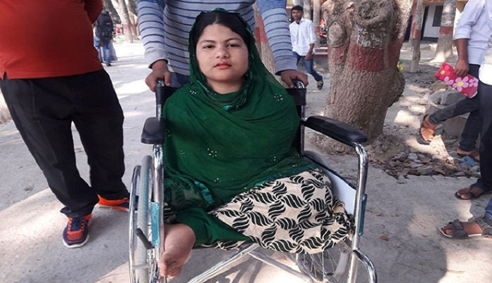 One-legged Tamanna gets GPA-5