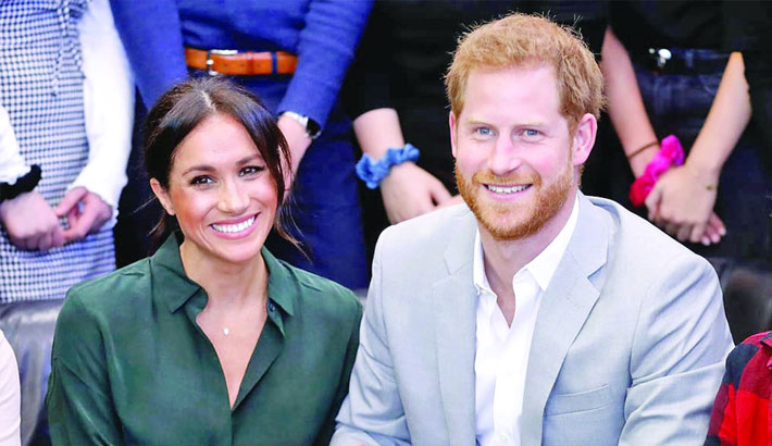 Meghan gives birth to a boy: Prince Harry