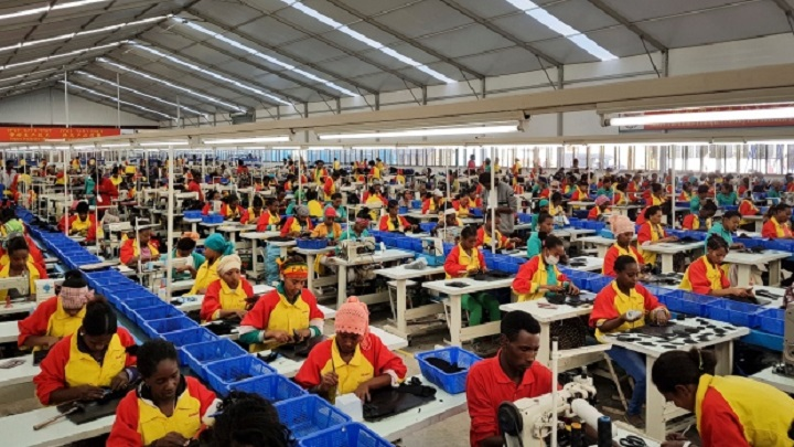Ethiopia's garment workers are world's lowest paid