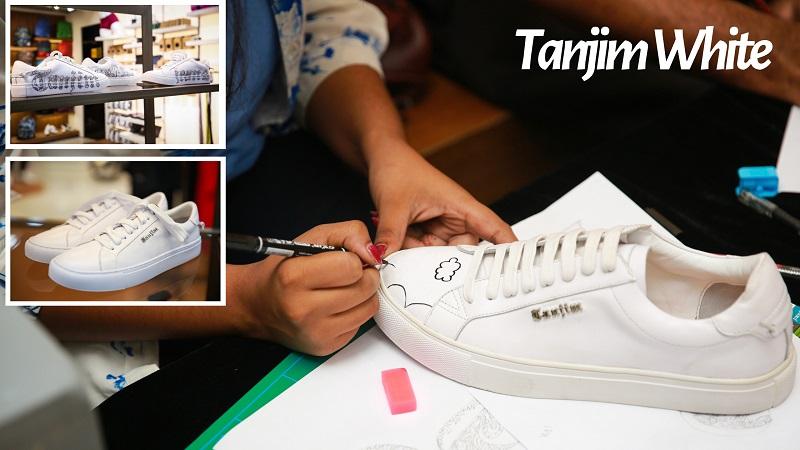 """Tanjim introduces """"Tanjim White"""""""