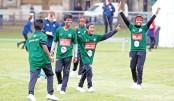 Bangladesh reach semis