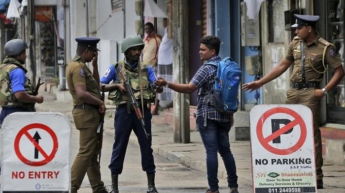 Easter bombers all killed or arrested: Sri Lanka police