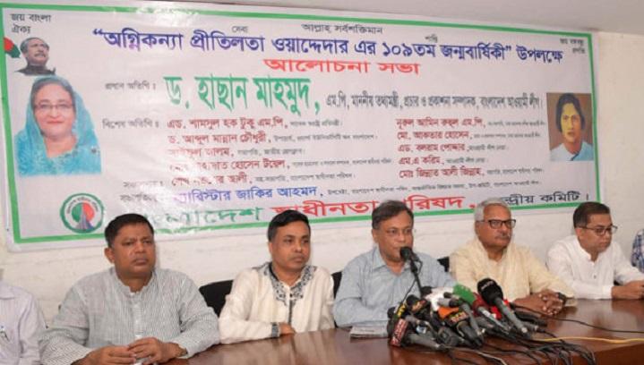 BNP starts losing political allies, says Hasan Mahmud