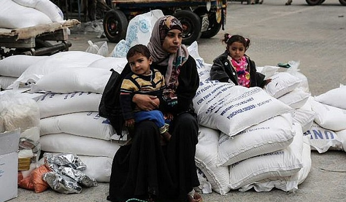 Palestinian food aid threatened by 'serious funding crisis': UN