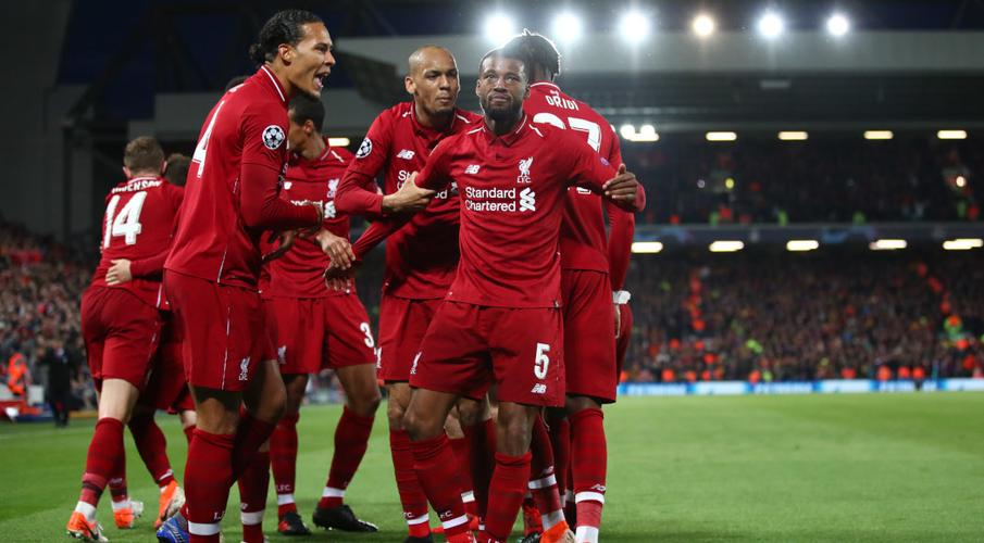 'These boys are giants': Klopp salutes Liverpool heroes