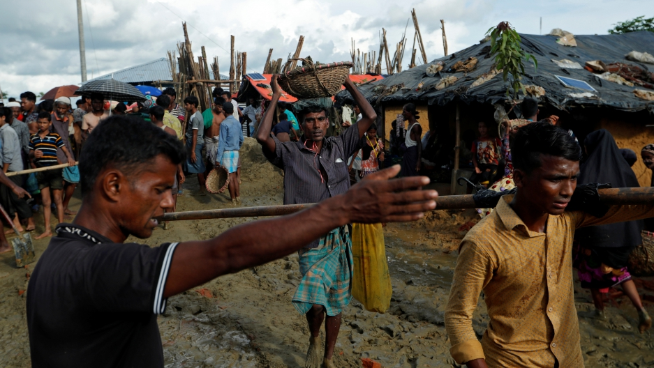 Govt, WB signs $165m deal to improve service delivery for Rohingyas