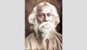 Tagore's birth anniv today