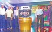 Walton releases Bangla voice control smart TV