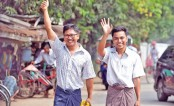 Myanmar frees two Reuters journos after global outrage