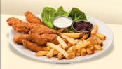 Fried food can weaken immunity
