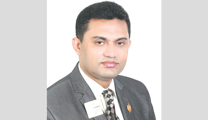 Dr Ershad elected chairman of Lions Club Int'l Multiple District