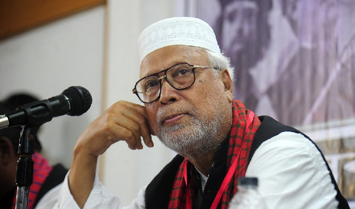 Kader Siddique gives ultimatum to leave Oikya Front
