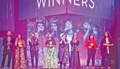 Grand finale of Sunsilk Divas held