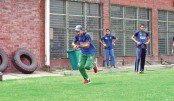 Bangladesh U-19 prep for England Tri-nation