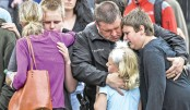 Student killed  in US school  shooting
