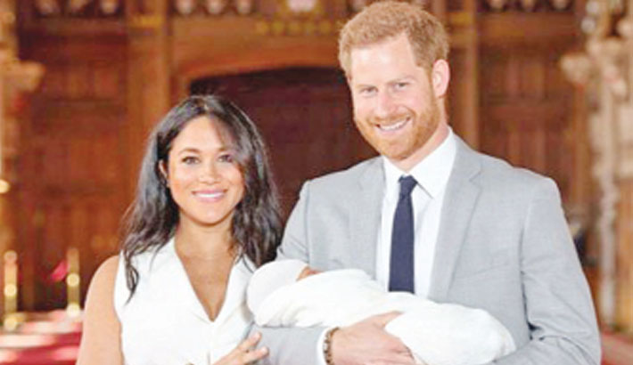Prince Harry, Meghan name 'dream' son Archie