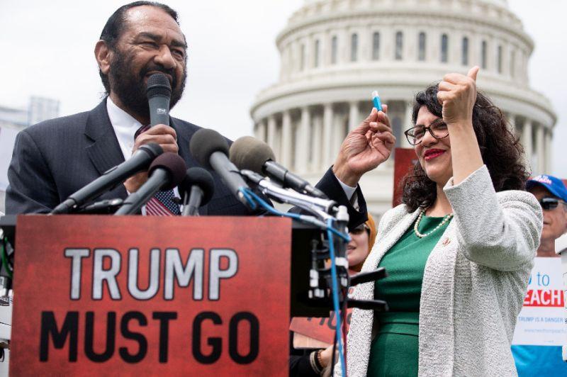 10 mn signatures urging Trump impeachment delivered to Congress