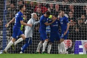 Chelsea reach Europa League final after Kepa shines in shoot-out drama