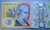 Typo on Aussie $50 brings blushes for central bank