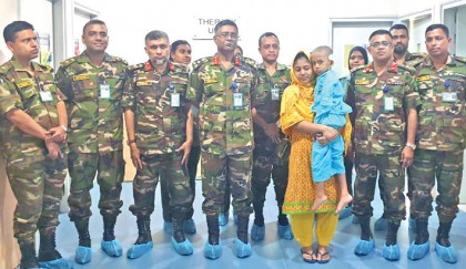 Dhaka CMH conducts 100th successful cochlear implant | 2019