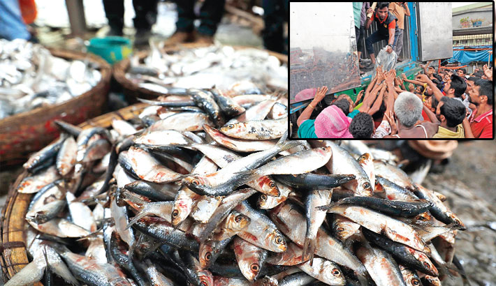 Mobile court of BSTI seizes a big supply of jatka