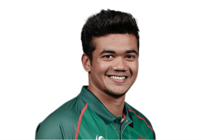 Taskin under consideration for WC team