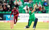 Ireland finish innings with 327 runs