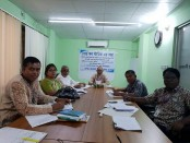 Meeting of Board of Studies of Dr Wazed Research and Training Institute held