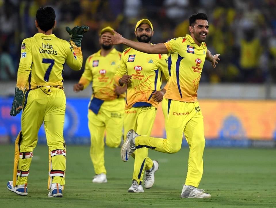 IPL Final 2019: Chennai Super Kings restrict Mumbai Indians to 149