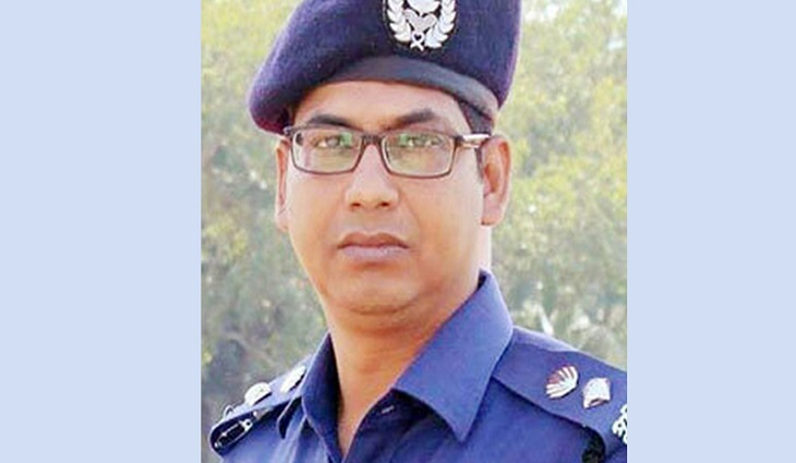 Feni SP SM Jahangir Alam closed over negligence of duty