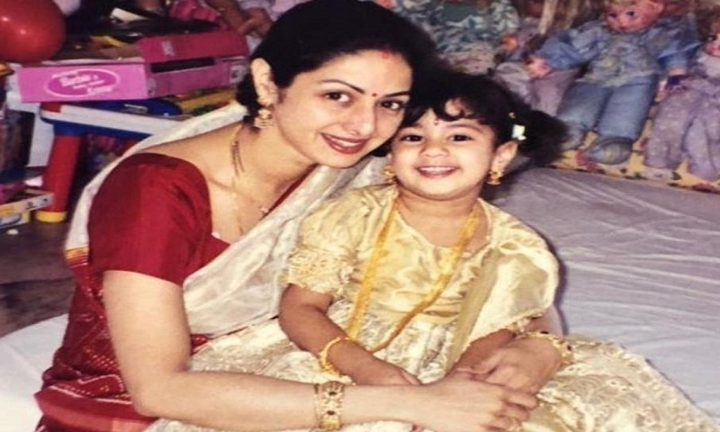 Janhvi Kapoor remembers Sridevi on Mother's Day, asks everyone to cherish and listen to mothers