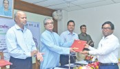 Innovation Showcasing held at Postal Division