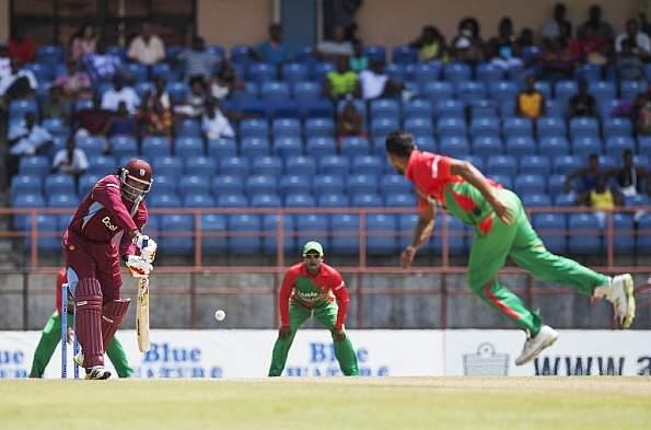 Rahi replaces Saifuddin as Bangladesh bowls against West