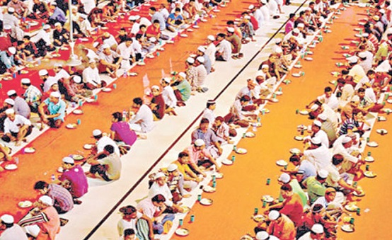 'Fasting Is a Shield'