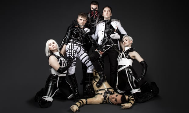 Icelandic BDSM band put Eurovision and Israel in a bind