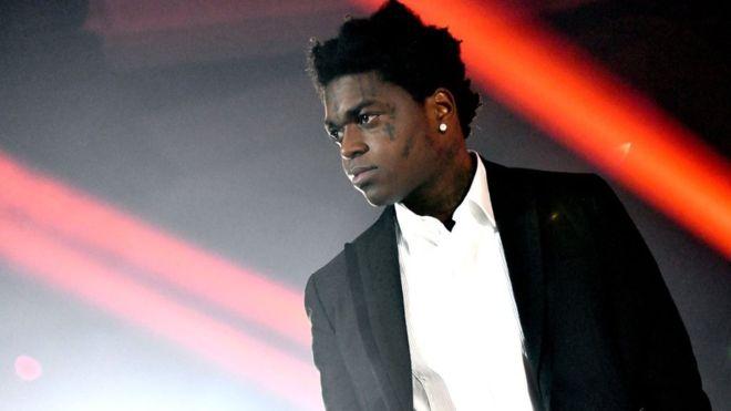 Kodak Black arrest at US festival prompts Lil Wayne withdrawal