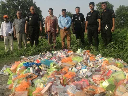 Medicine shops, food factory fined TK 14-lakh in Rajshahi