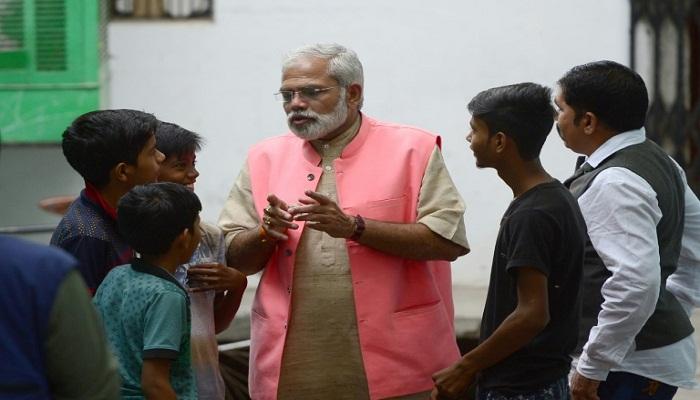 'I am the original': Modi lookalike hits campaign trail