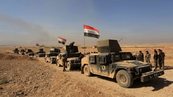 US issues security alert on Iraq amid regional tensions