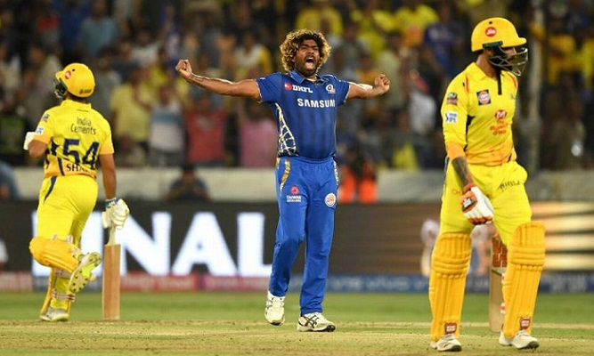 Mumbai Indians clinch fourth IPL title beating Chennai by 1 run