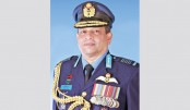 Air Force Chief departs for Sweden
