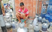 Dhaka residents cry for water