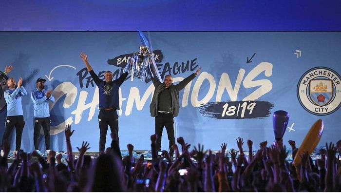 Title addict Guardiola retains Premier League with Man City