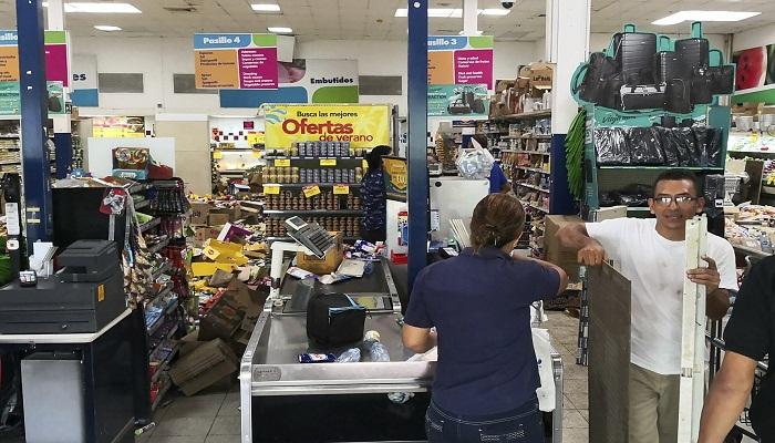 Two hurt as magnitude 6.1 earthquake shakes northern Panama