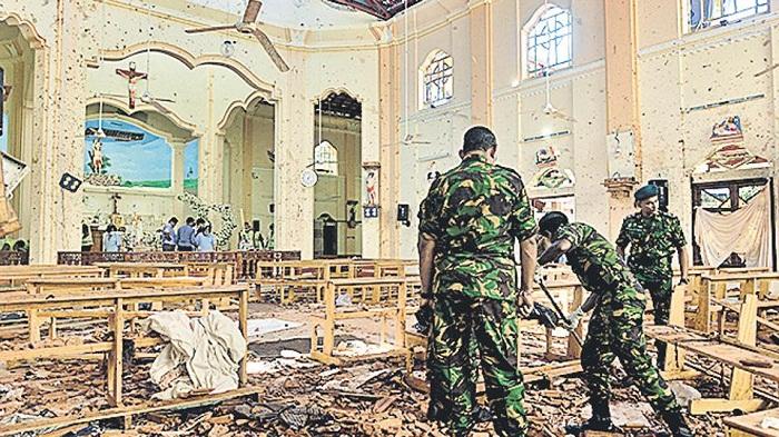 Saudi scholar arrested over Easter bombings in Sri Lanka